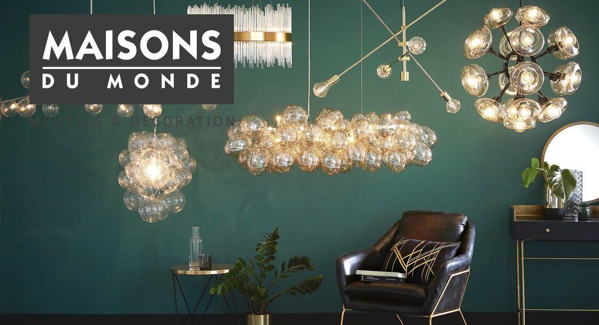 Lustre Maisons Du Monde 30 Idées De Lustres Modernes Et Design