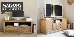 meuble tv maison du monde