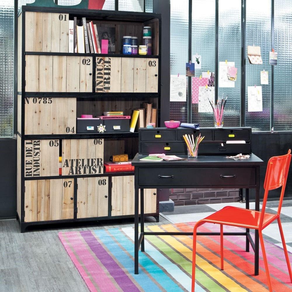 Bureau style secrétaire