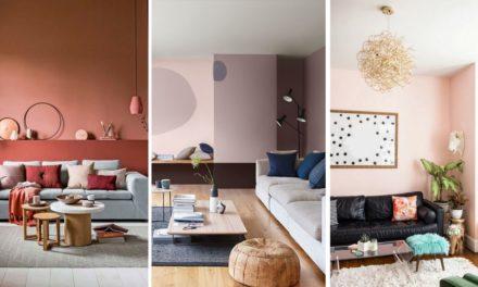 Peinture salon : les meilleures couleurs pour votre salon