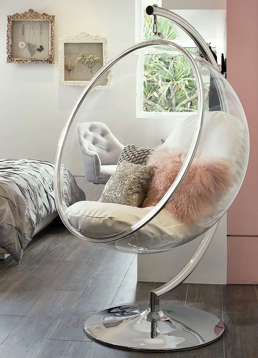 Deco Salon Gris Rose chambre d'ado fille : 30 idées de décoration pour une