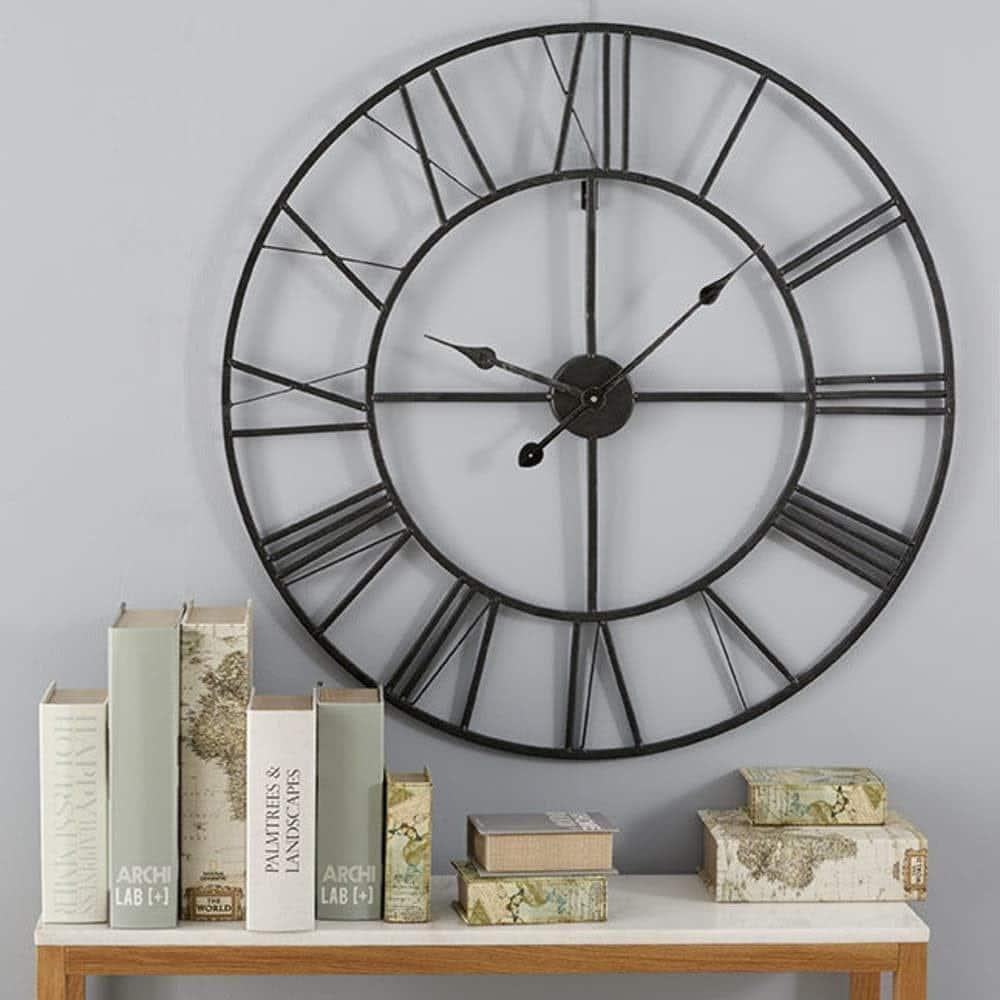 698ccf8b29380 Horloge Maisons du Monde   notre sélection pour une déco murale réussie
