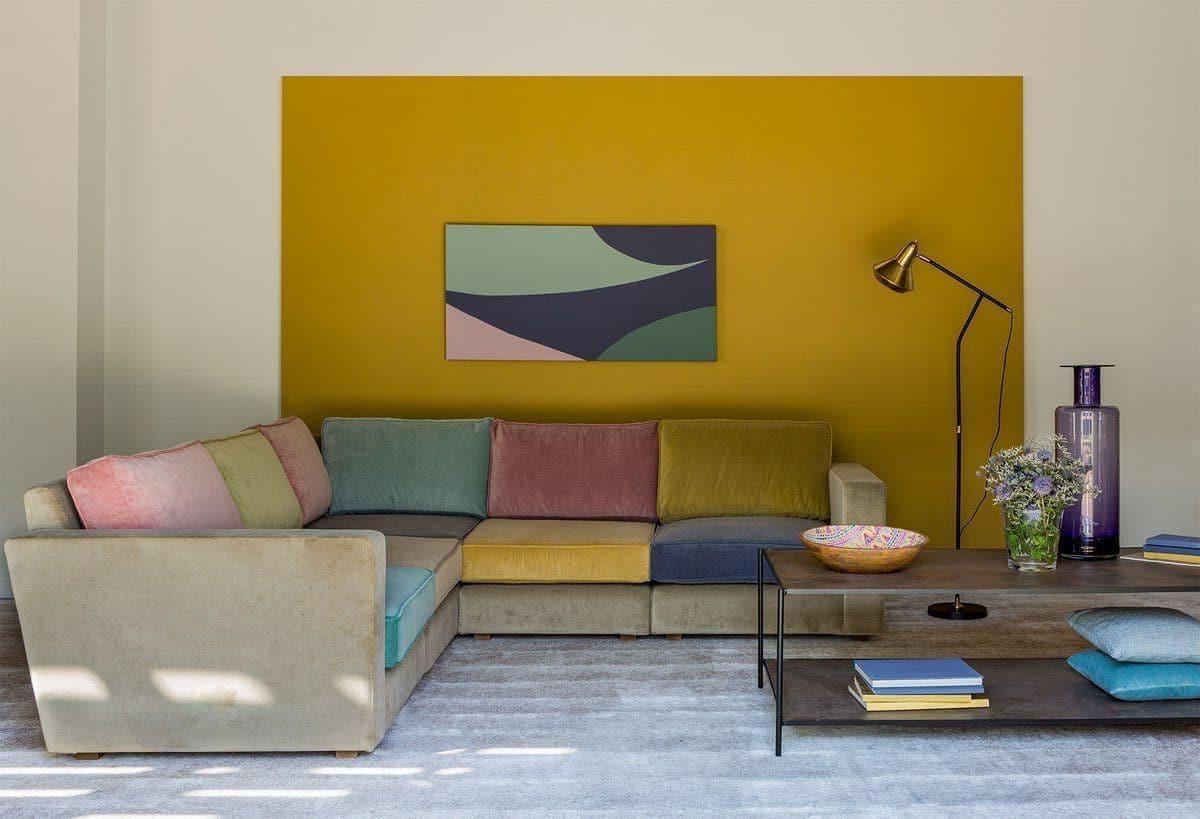 peinture salon les plus belles couleurs pour votre salon. Black Bedroom Furniture Sets. Home Design Ideas