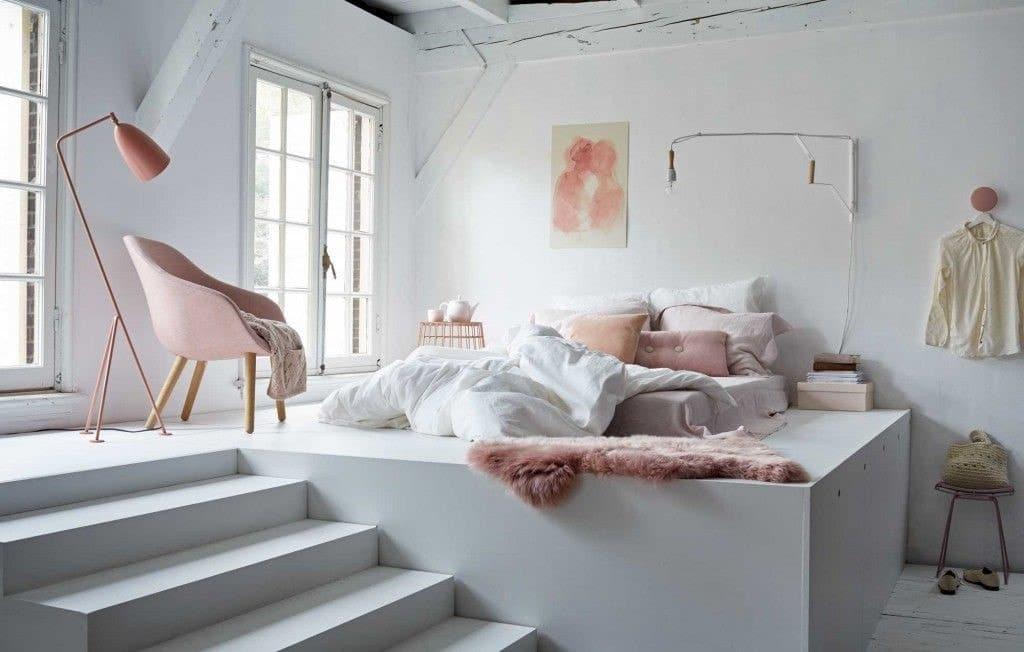 Chambre d\'ado fille : 30 idées de décoration pour une ...