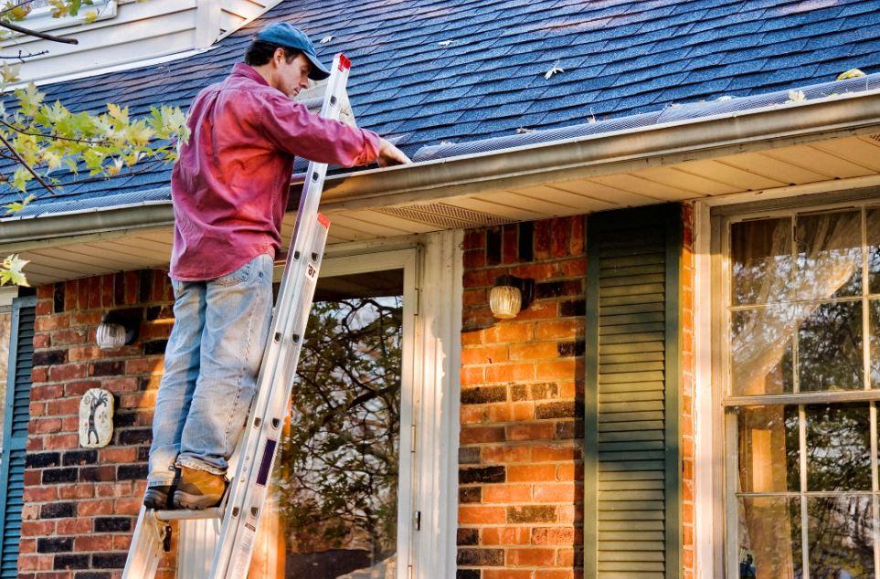 Nettoyage toiture soi même