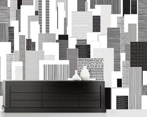 Papier peint building