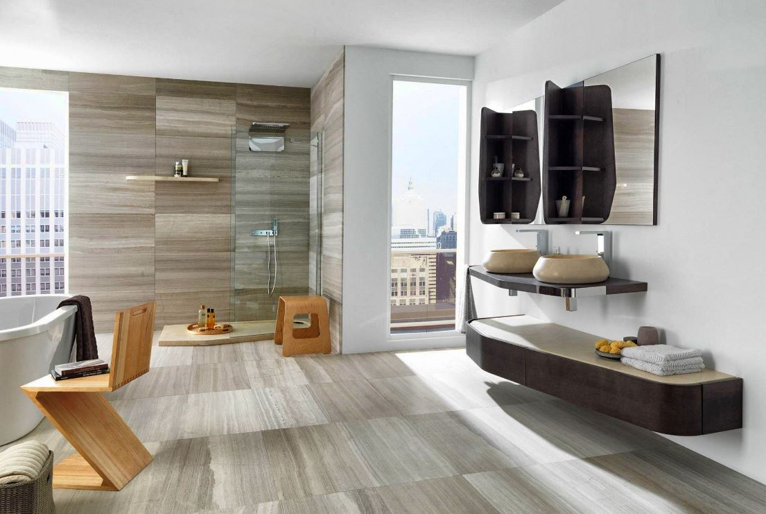 d coration salle de bain nos conseils et id es d co. Black Bedroom Furniture Sets. Home Design Ideas