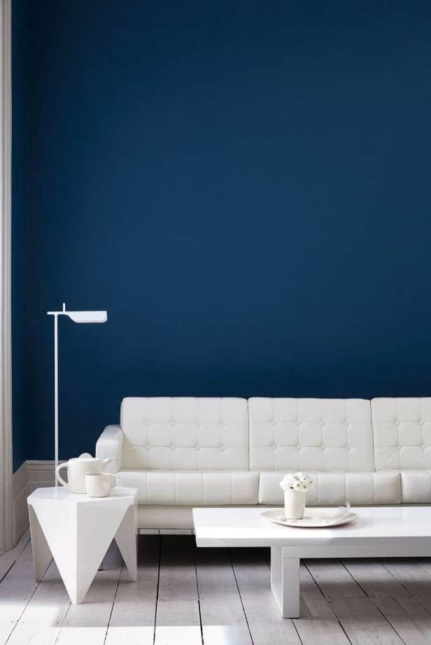 Salon Bleu Majorelle