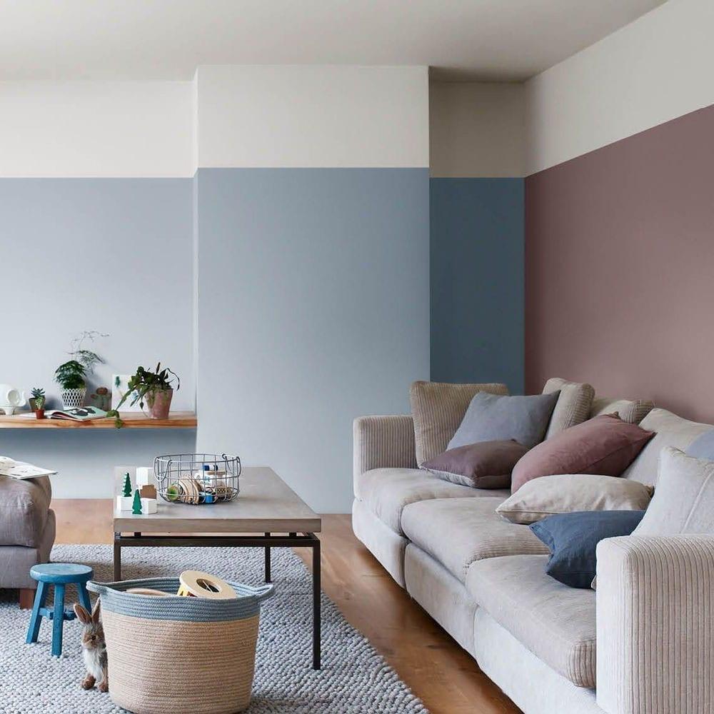 Quel Mur Peindre En Couleur Salon peinture salon : les plus belles couleurs pour votre salon