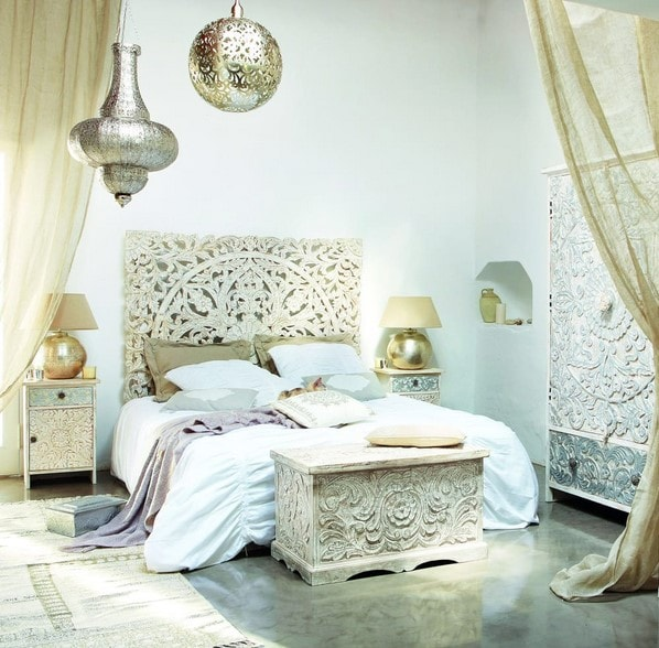 Tete de lit Maisons du Monde : notre sélection pour une ...