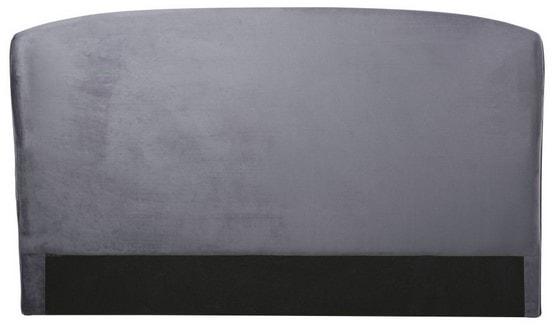 Tête de lit velours