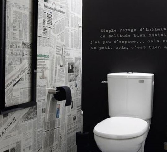 Toilettes journal
