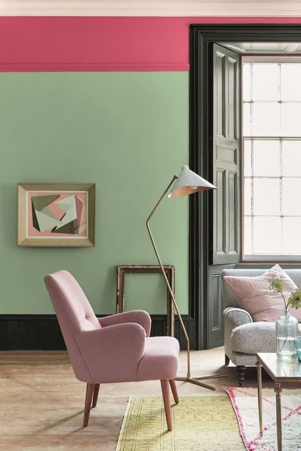 Peinture salon : les plus belles couleurs pour votre salon