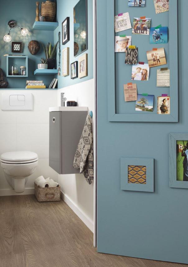Déco De Toilettes Originales 31 Idées Pour Décorer Vos Wc
