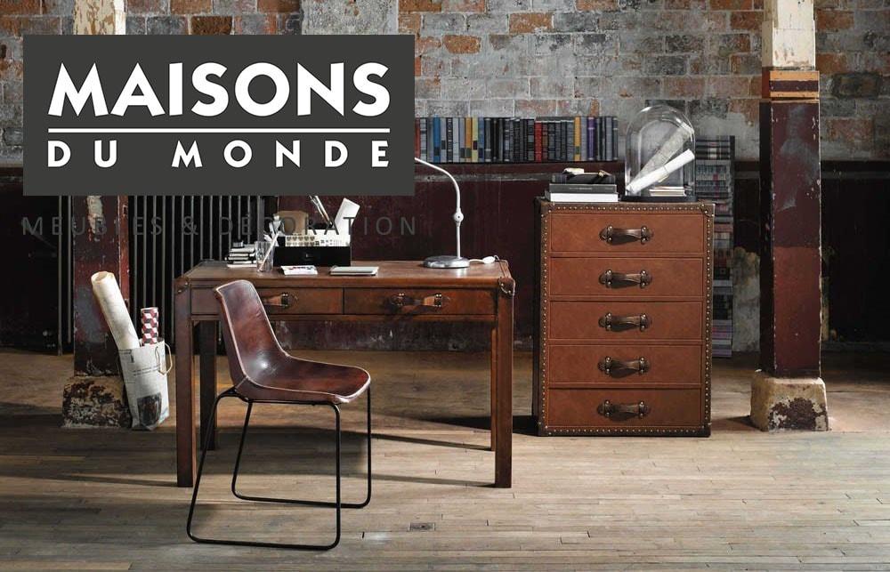 Bureau Maisons Du Monde Notre Shopping Pour Un Bureau Tendance