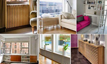 Cache radiateur : 25 idées déco pour cacher un radiateur