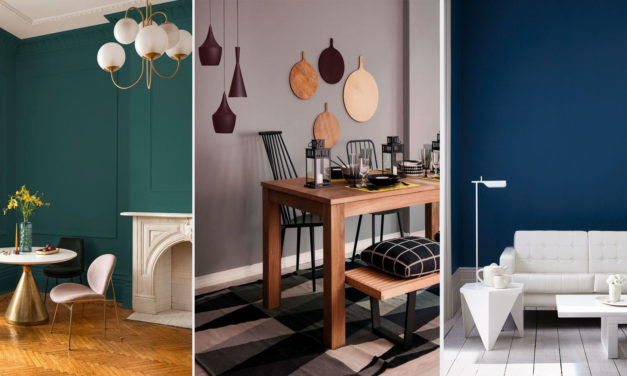 Les couleurs tendance en décoration pour 2019