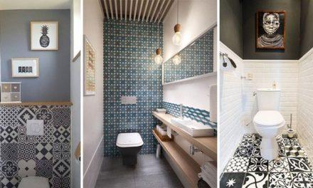 Déco toilette : 31 idées de décoration pour des toilettes originale