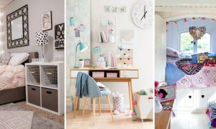 Chambre ado fille : 30 chambres modernes