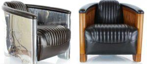 fauteuils clubs modernes et tendances