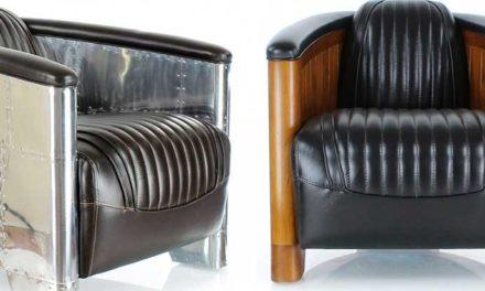 Le fauteuil club : pour un salon tendance et vintage
