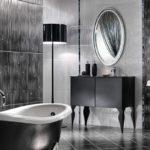 Salle de bain noir : Les meilleures décos de salle de bain noire