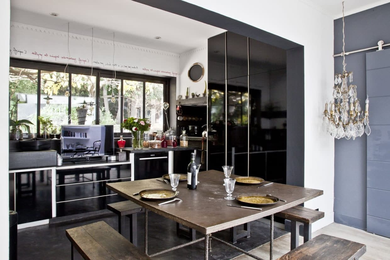 Cuisine espace dinatoire