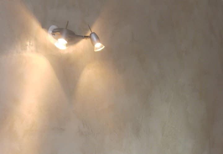 Enduit décoratif mur