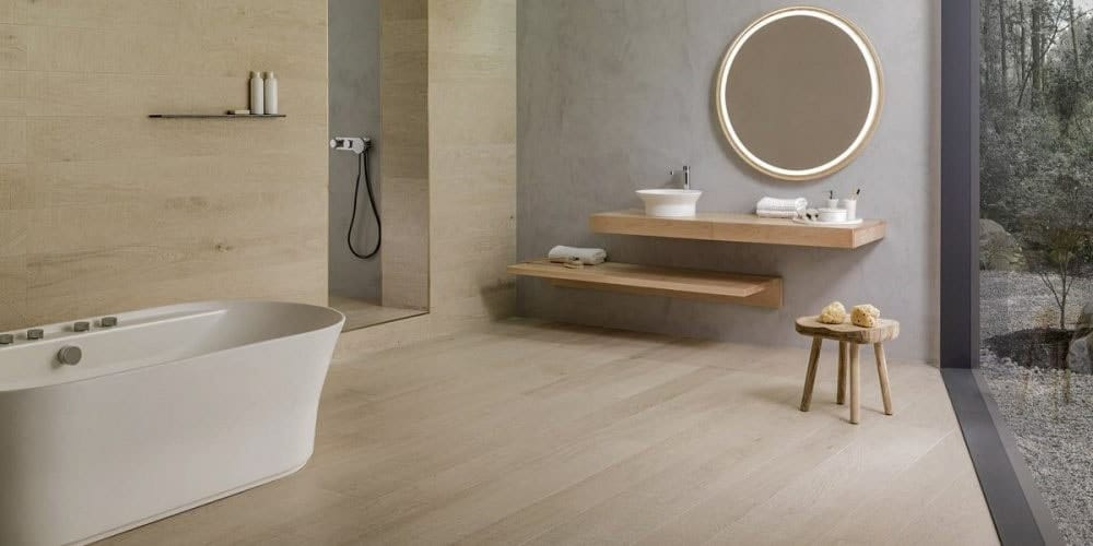 Parquet salle de bain : nos idées, conseils, photos et ...