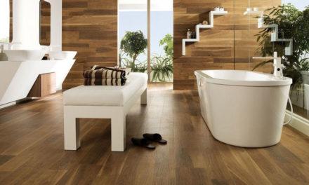 Parquet de salle de bain : idées et inspirations