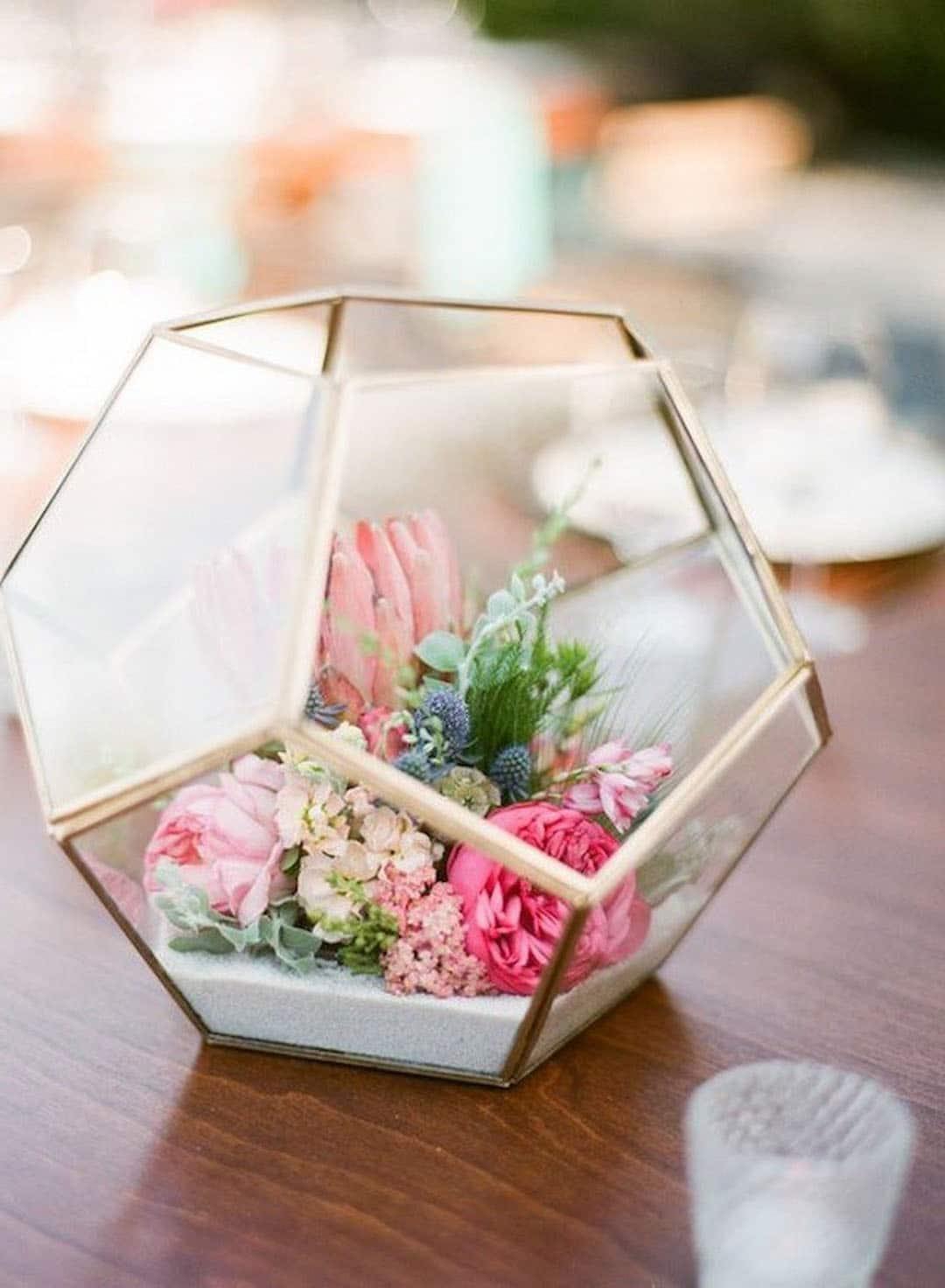 Terrarium pastel