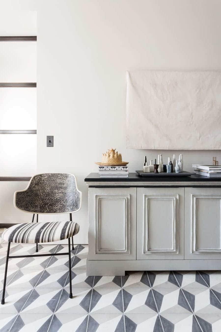 Relooker Un Meuble Avec Plateau En Marbre relooking meuble : 23 modèles de meubles relookés   ctendance