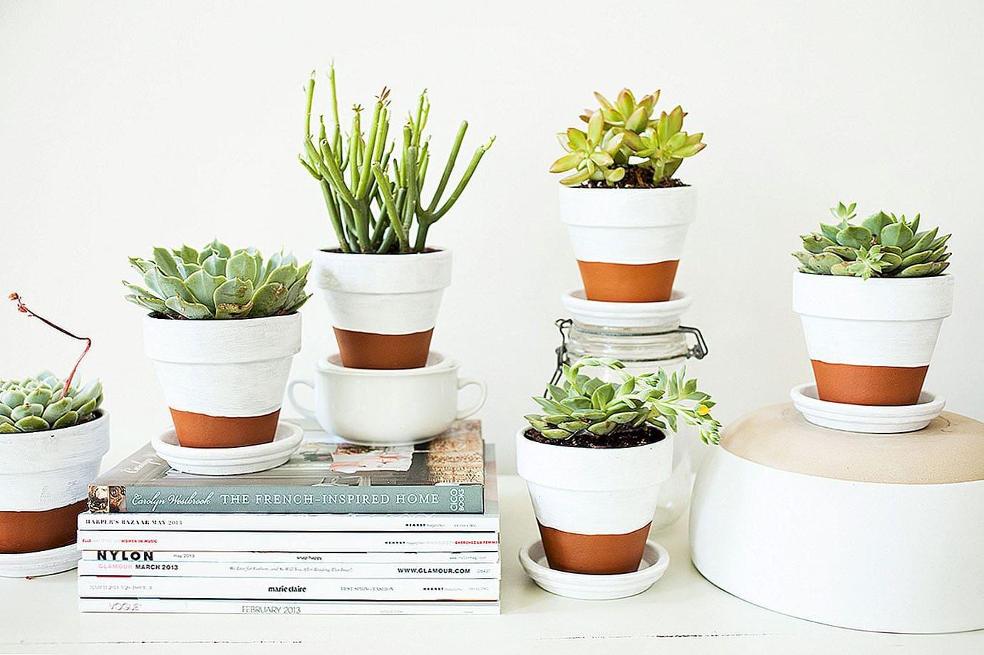 Pots Originaux Diy