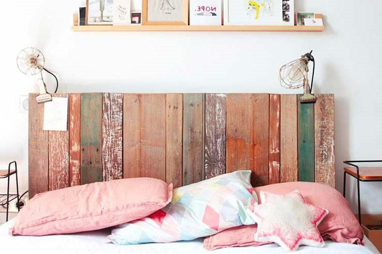Tête De Lit En Palette 39 Inspirations Pour Votre Chambre