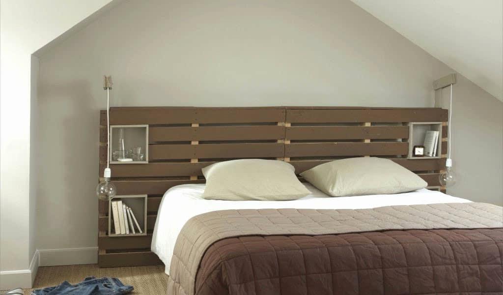 diy faire une t te de lit soi m me 31 id es et. Black Bedroom Furniture Sets. Home Design Ideas
