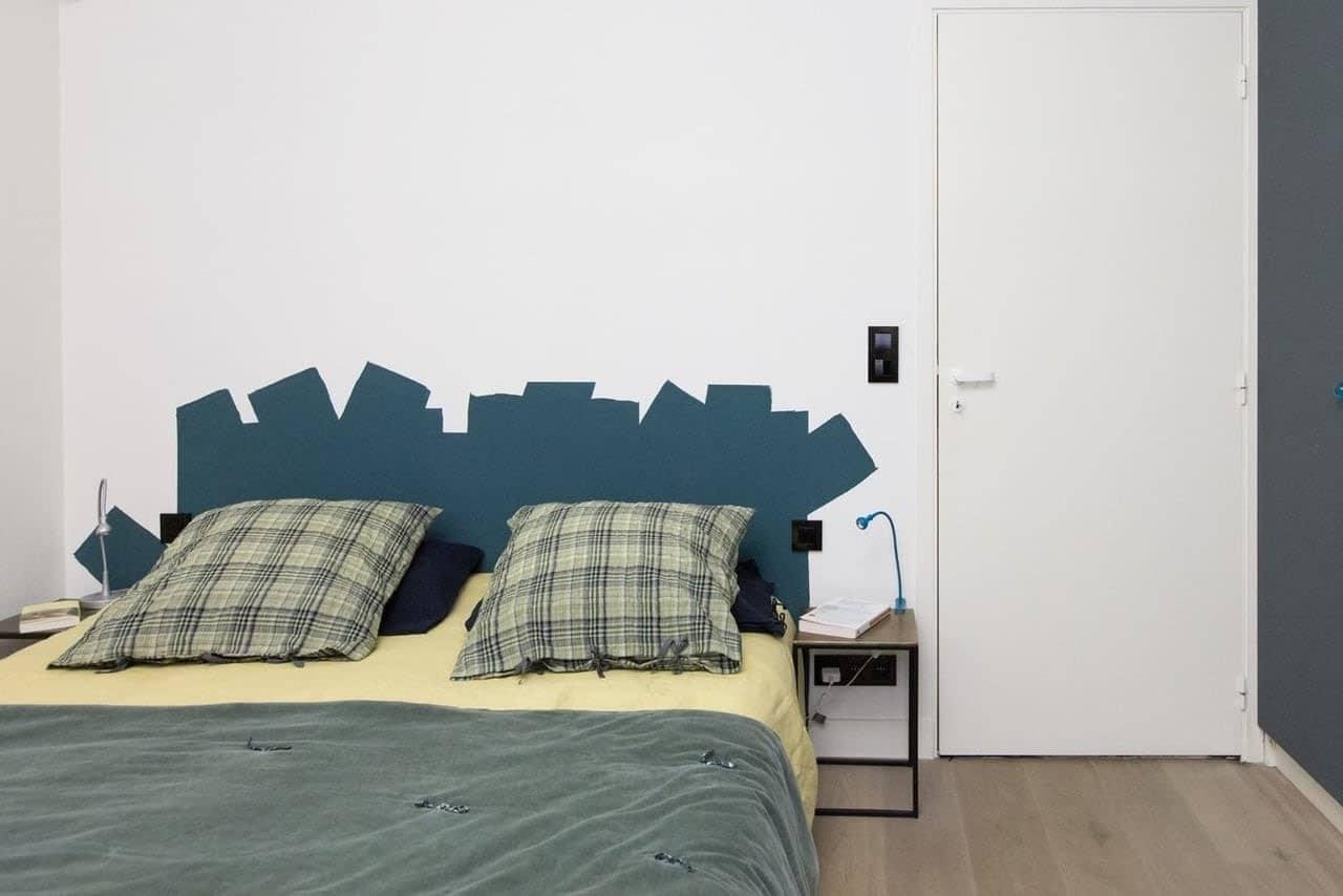 DIY : faire une tête de lit soi-même : 31 idées et inspiration en photos
