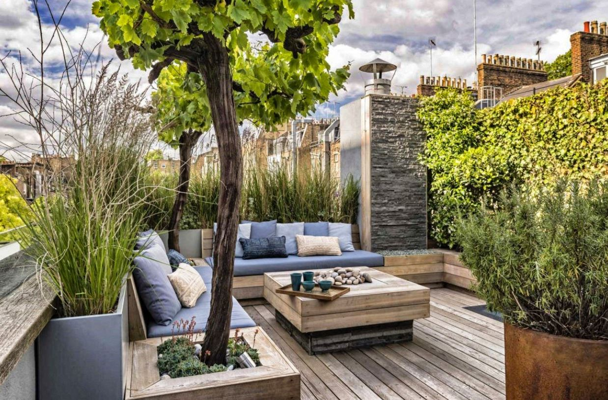 Emejing Idee Amenagement Terrasse Ideas - House Interior ...