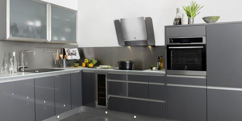 Cuisine en L : les plus beaux modèles de cuisine d'angle ...