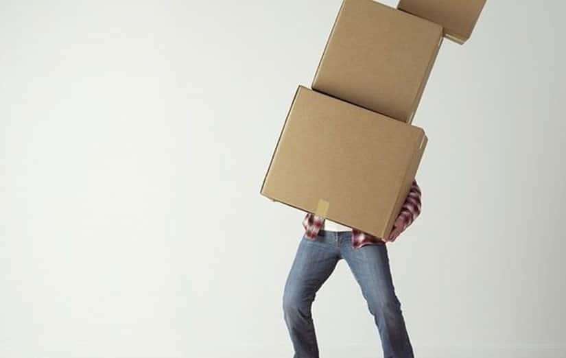 astuces pour déménager seul