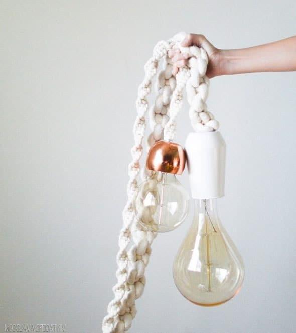 Cache Fil Pour Lampe