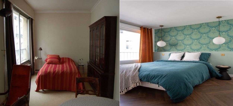 Chambre Avant Et Après