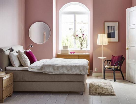 Awesome Chambre Gris Et Rose Poudre Ideas House Design