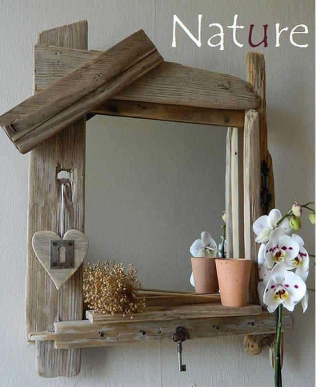 Console Miroir