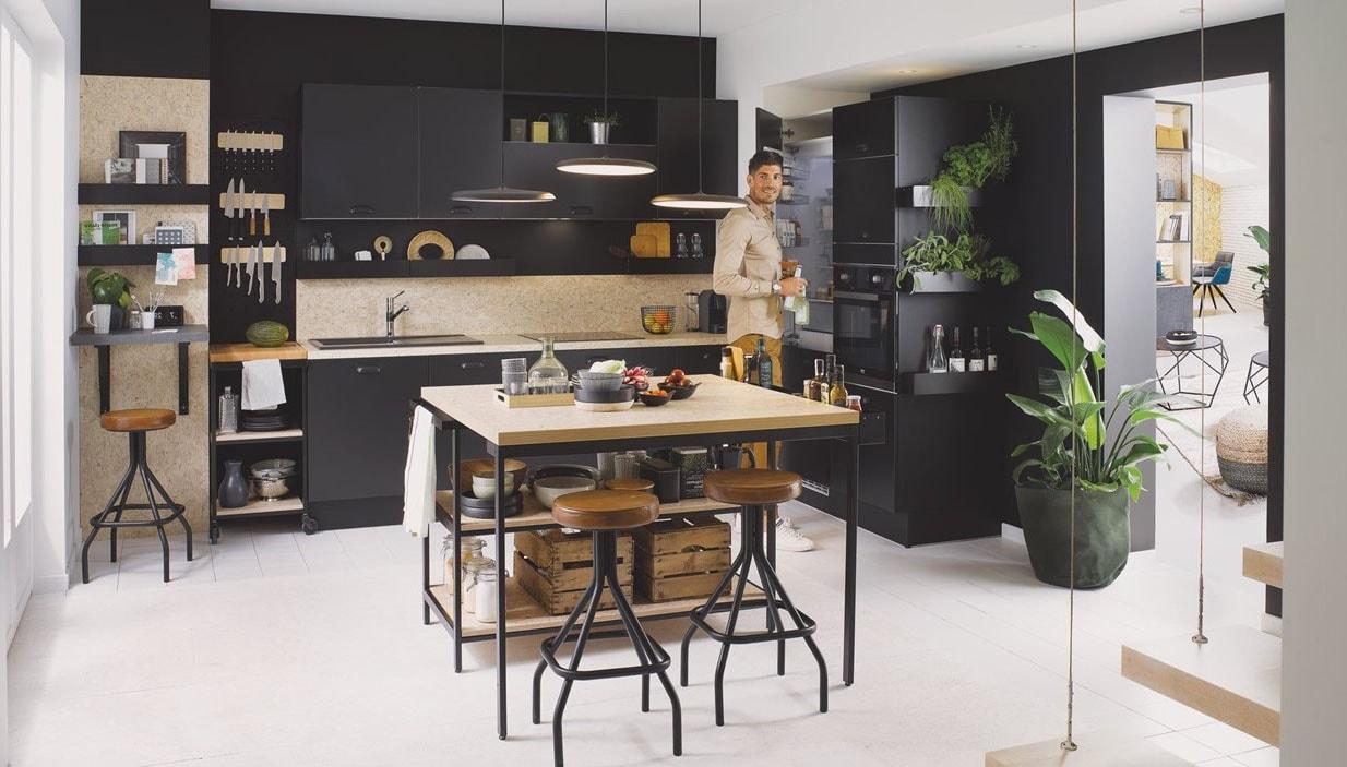 Plan De Travail Cuisinella cuisine cuisinella : notre sélection des 30 meilleurs modèles