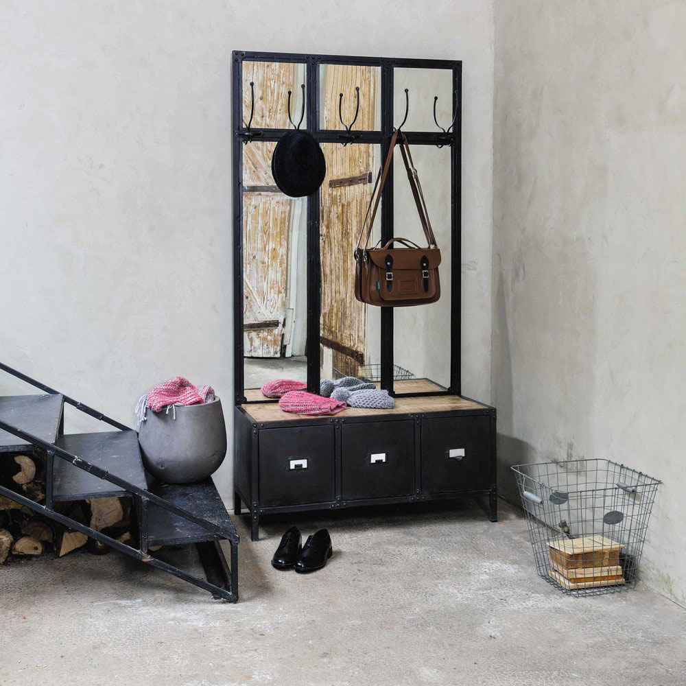Petit Banc D Entrée Avec Rangement meuble d'entrée : notre sélection des plus tendances en photos !