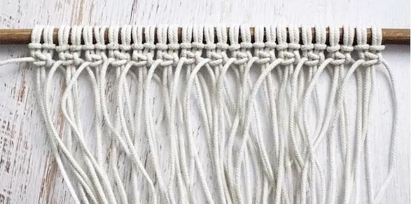 Nœuds Macramé