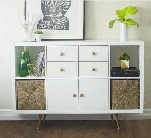 Ikea Kallax Hack 22 Manieres Originales D Utiliser Cette Etagere
