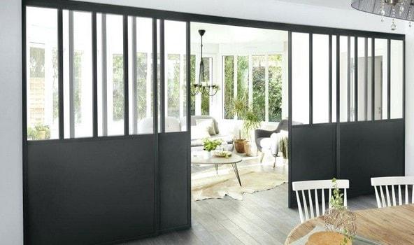 Porte Coulissante Interieur 25 Idees Pour Gagner De La Place