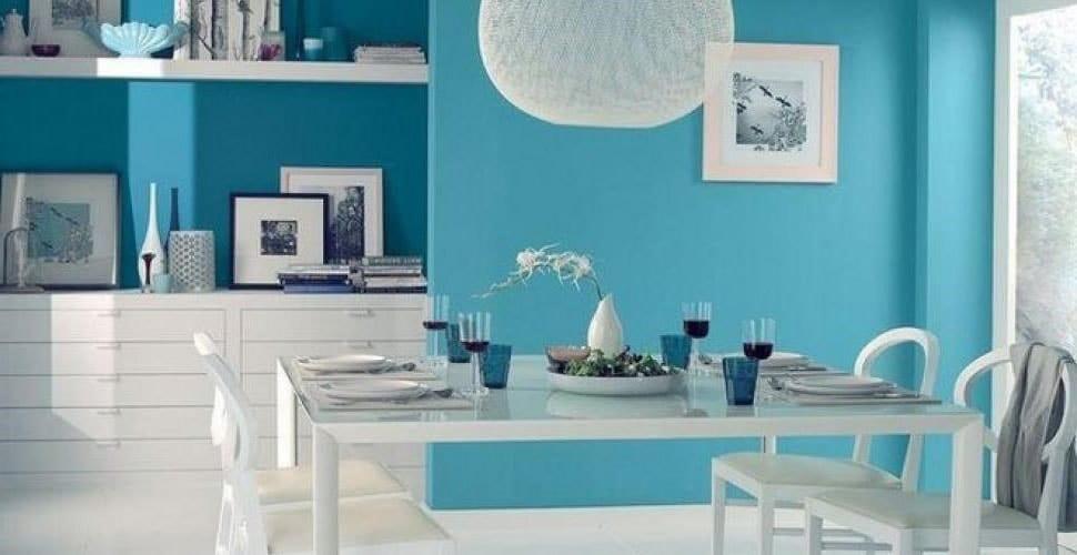 Bleu turquoise : association de couleurs, idées pour une ...