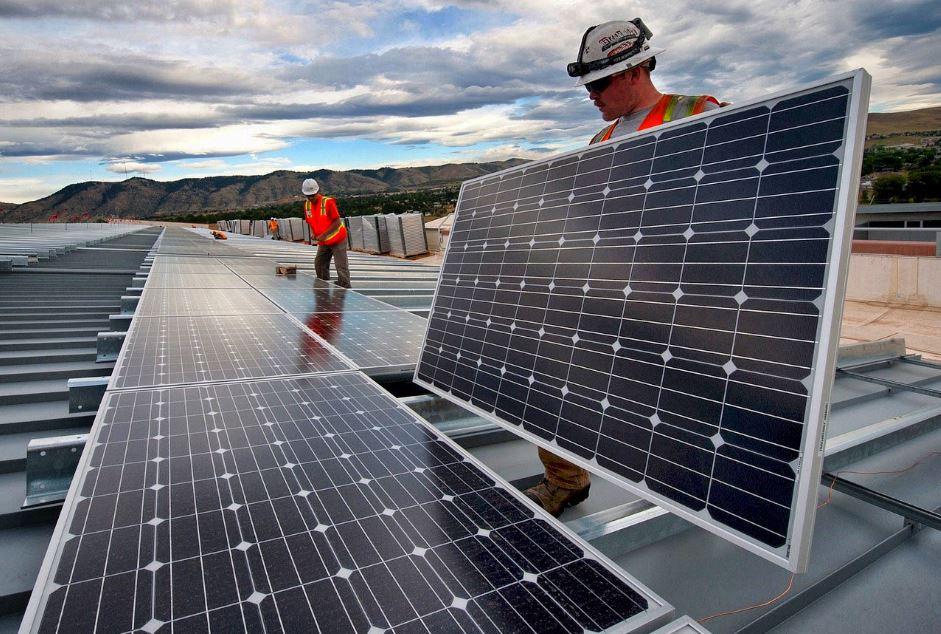 Installation Panneau Photovoltaique
